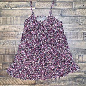 Xhilaration floral summer dress